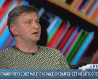 Video: Teterovskis: Kultūras nozare bez kopā būšanas nevar eksistēt