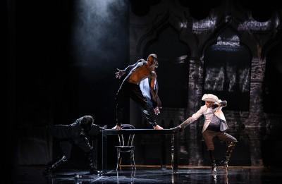 Noslēgušās Daugavpils teātra dienas Rīgā