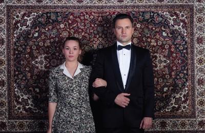 Pirmais Dž. Dž. Džilindžera iestudējums Daugavpils teātrī