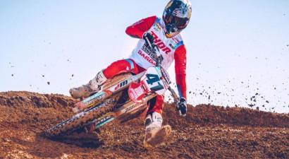 Jonass Krievijas MXGP posma otrajā braucienā izcīna trešo vietu