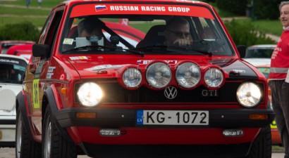 "Latvieši ar 1977. gada auto izcīna 15. vietu ""Rally de Portugal Histórico"""