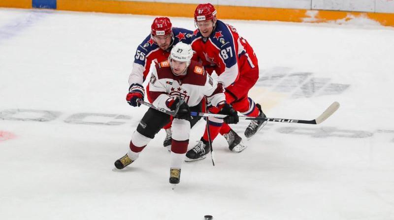 """Pagājušajā sezonā """"Dinamo"""" izbraukumā izdevās uzvarēt ar 4:1. Vai panākumu izdosies atkārtot?Foto: Artūrs Stabulnieks/dinamoriga.lv"""