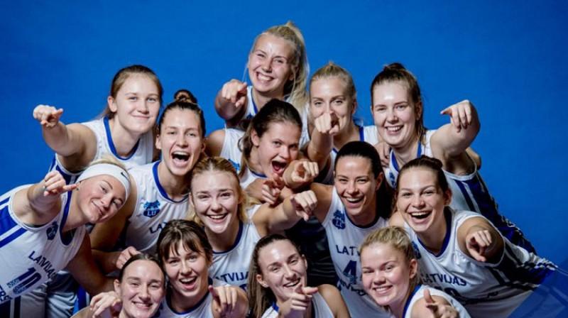 LU basketbolistes. Foto: LU