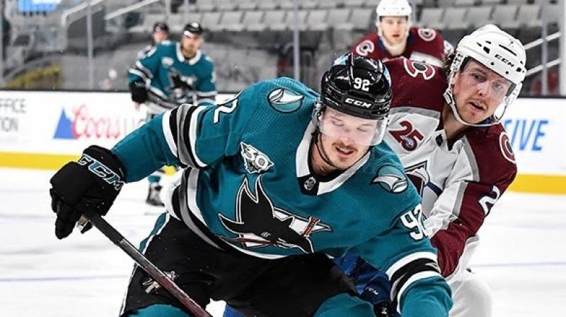 Foto: San Jose Sharks / NHL