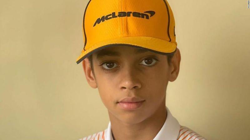 Ugočukvu Orlandi. Foto: McLaren Racing