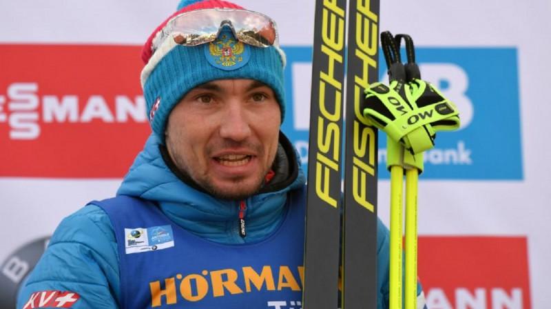 Aleksandrs Loginovs. Foto: Tiziana FABI / AFP