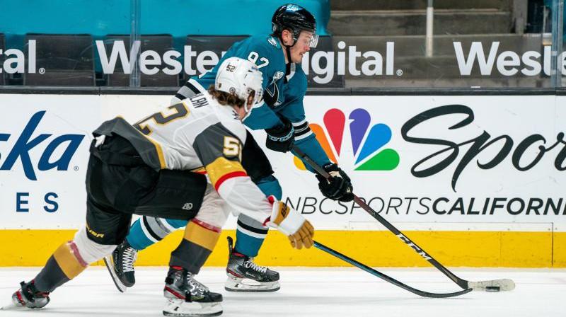 Rūdolfs Balcers. Foto: USA Today Sports/Scanpix