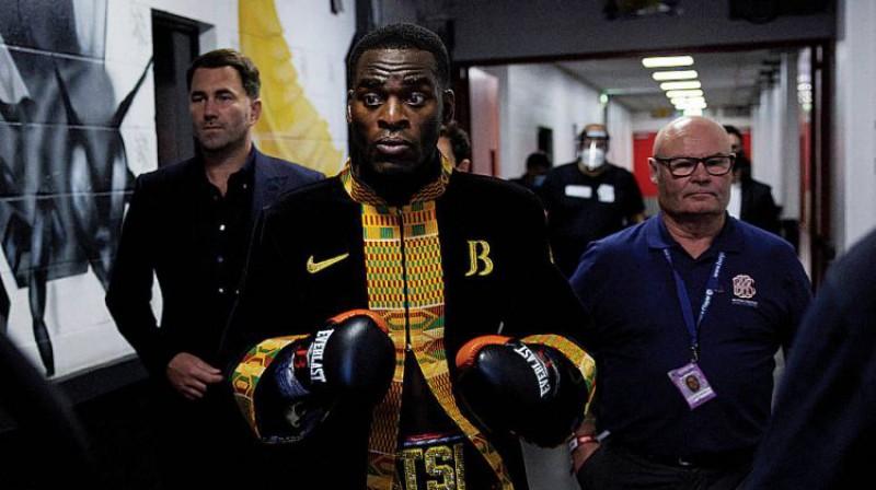 Džošua Buatsi. Foto: Matchroom Boxing
