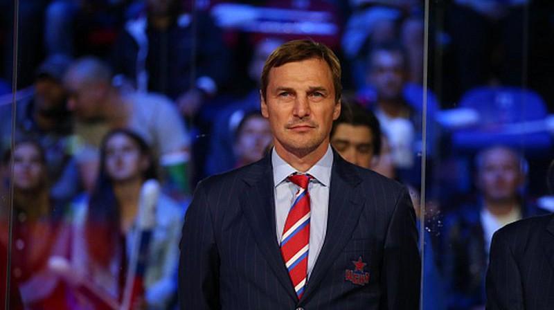 Sergejs Fjodorovs. Foto: cska-hockey.ru
