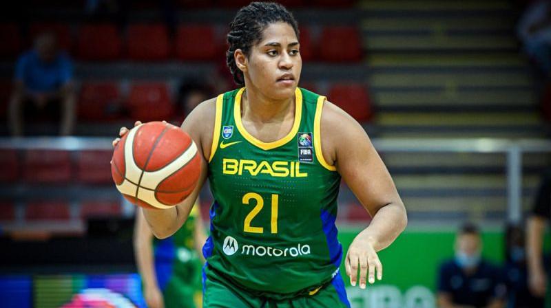 Maiara Pereira. Foto: FIBA