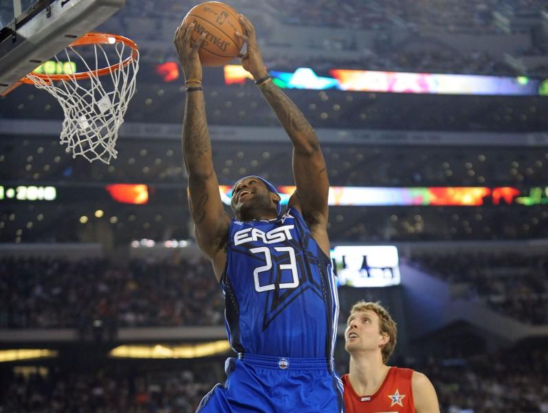 NBA Zvaigžņu spēlē uzvar Austrumi, Veids - MVP