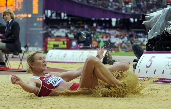 Radeviča paliek centimetru aiz olimpiskās bronzas