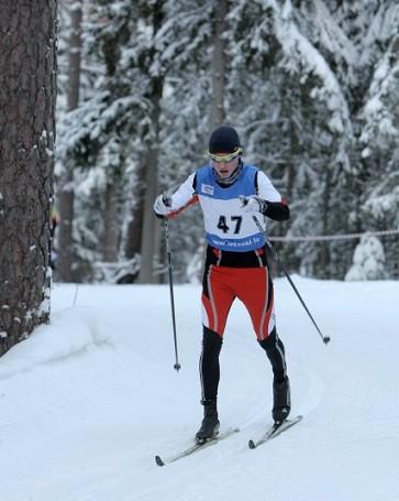 Latvijas čempionātā un FIS klasiskajā stilā dominē igauņu otrā izlase