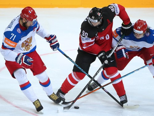 Statistikā dominē Kanāda, Latvijas spēlēs trešā lielākā apmeklētība