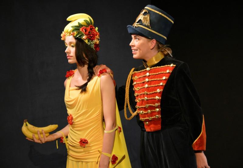 Dramaturgu teātra studijas audzēkņi turpina darbu