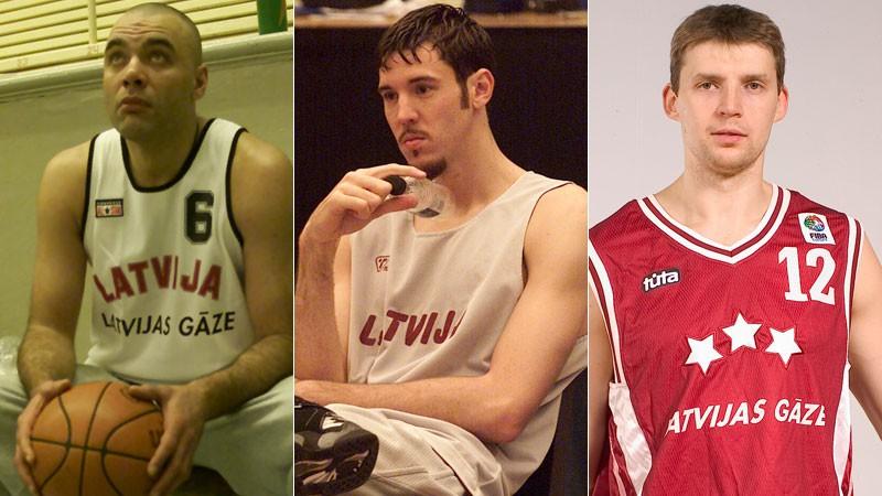 """Meļņiks, Ostlers, Skirmants un citi. Arī viņi reiz spēlēja """"EuroBasket"""". 2. daļa"""