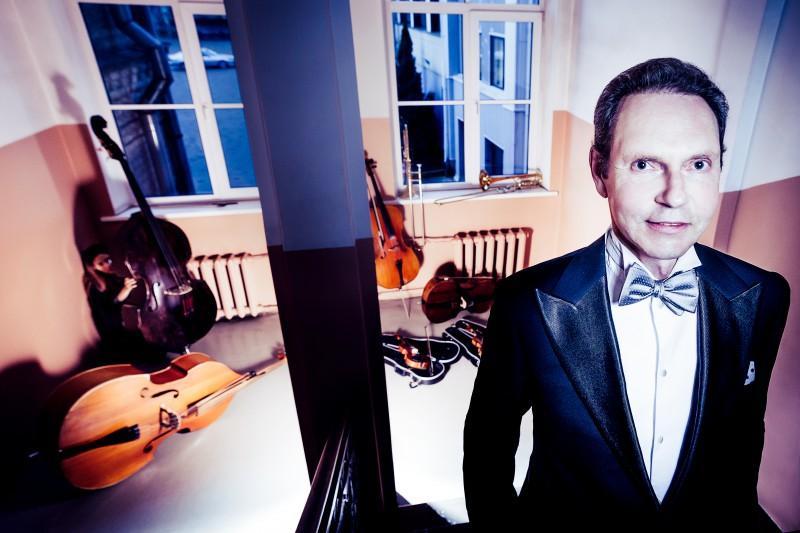 Džeza pianists Harijs Bašs spēlēs Operetes Jaungada koncertos IN BLUE