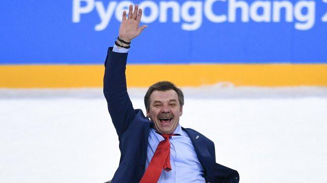 """Olimpiskais čempions: """"Darbs pie Znaroka ir labākais, kas bijis manā karjerā"""""""