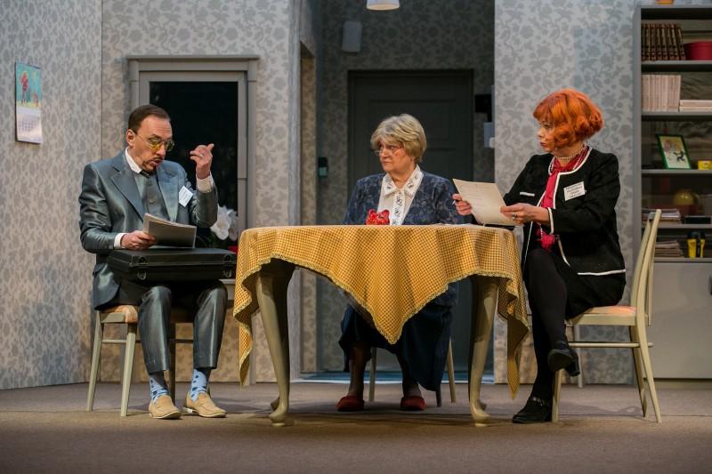 Valmieras teātris dosies viesizrādēs uz Kurzemi un Zemgali