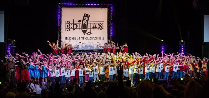 """Mūzikas un mākslas festivāls """"Bildes"""" aicina uz koncertu bērniem"""