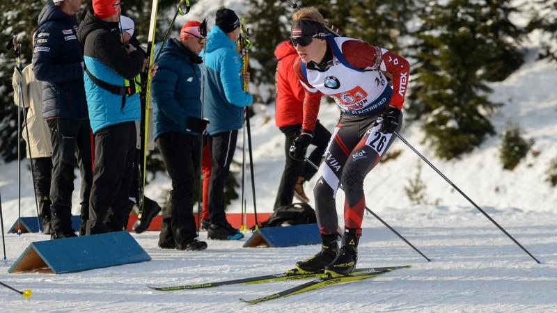 Mise izcīna 11.vietu Eiropas junioru čempionāta individuālajā distancē