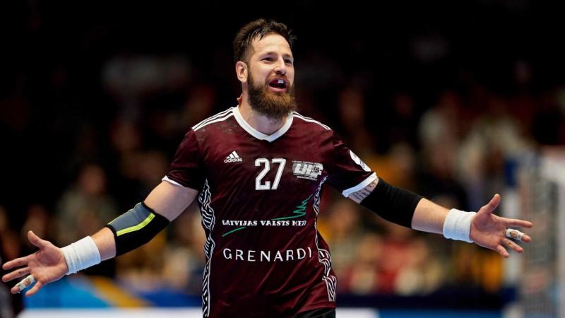"""Dudes """"Limoges"""" Francijas čempionātā pārtrūkst piecu nezaudēto spēļu sērija"""