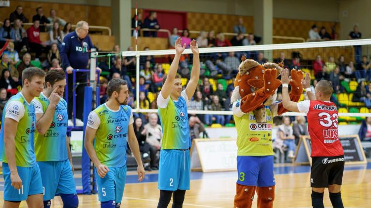 Baltijas līgā volejbolā startēs četras Latvijas komandas un debitēs Klaipēdas klubs