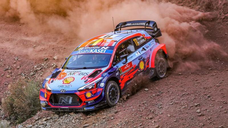 Somijas WRC rallijā uz starta izies pēdējo gadu mazākais dalībnieku skaits