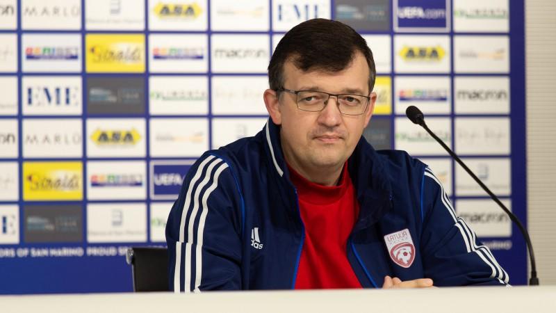 Kazakevičam prieks par Gutkovska vārtiem, Ontužāns sevi pierādījis treniņos