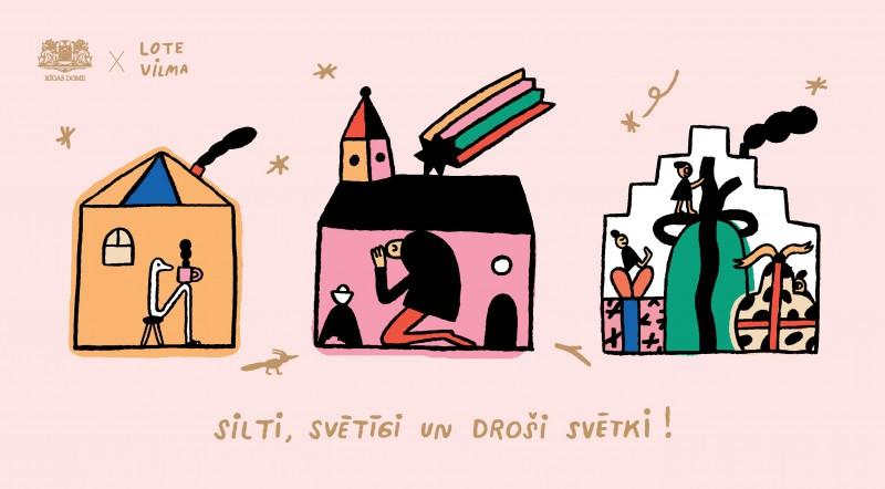 Rīgā Otrajā adventē iedzīvotājus aicina tiešsaistē vērot koncertus un apmeklēt izstādes
