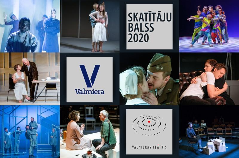 Valmieras teātris aicina skatītājus noteikt Gada labākos māksliniekus un izrādi
