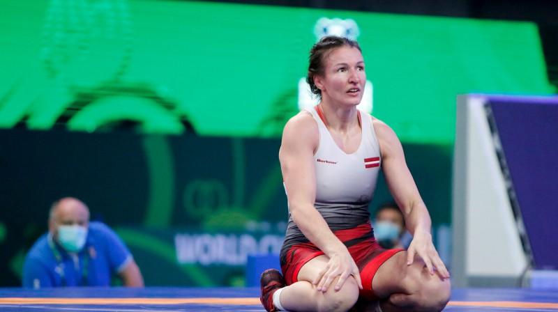 Olimpisko kvotu ieguvusī Grigorjeva finālā piekāpjas ukrainietei