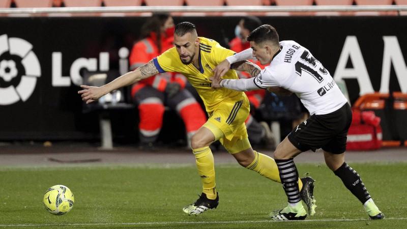 """""""Valencia"""" atkal neuzvar un turpina cīnīties par palikšanu līgā"""