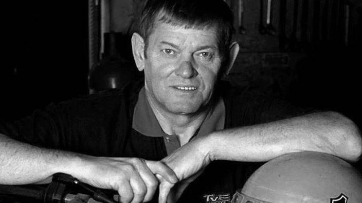 Miris seškārtējais pasaules čempions motokrosā Roberts
