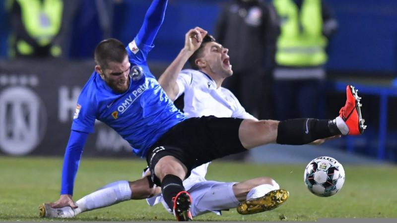Šabalas spēle Rumānijas līgā tiek pārtraukta biezās miglas dēļ