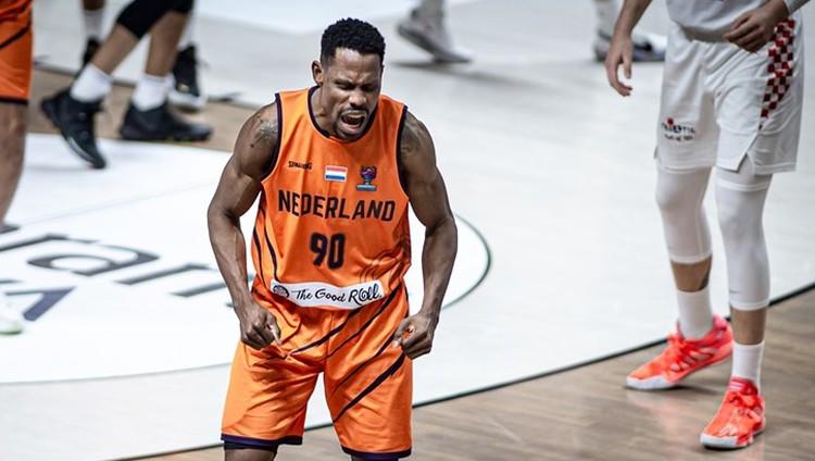 """""""EuroBasket"""" ceļazīmes arī Beļģijai, Nīderlandei un Turcijai, Melnkalne aiz borta"""