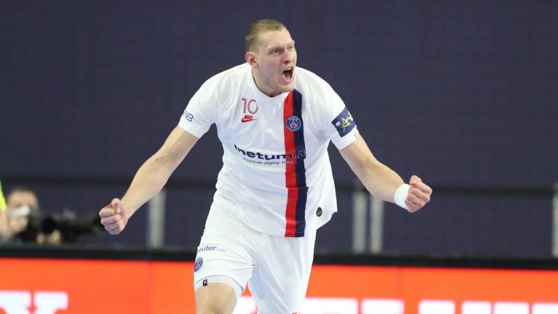 Krištopānam spožākā spēle Francijas čempionātā, PSG 17. uzvara 17 mačos