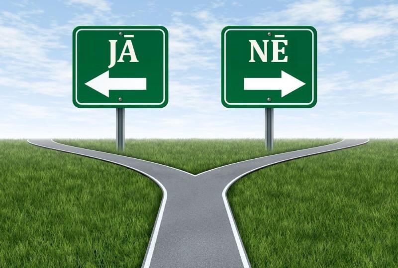 """Kādi mēdz būt mūsu """"jā"""", un kāpēc piekrītot, tomēr sakām """"nē""""?"""