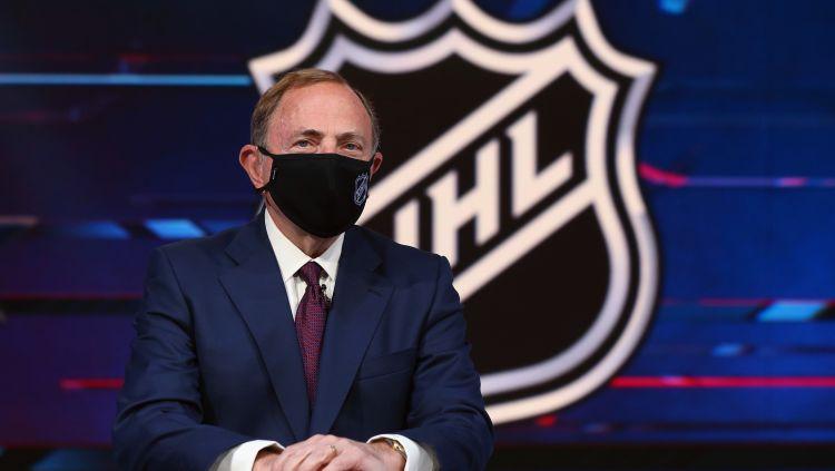 NHL lieliski vakcinācijas rādītāji – nevakcinēti tikai četri spēlētāji