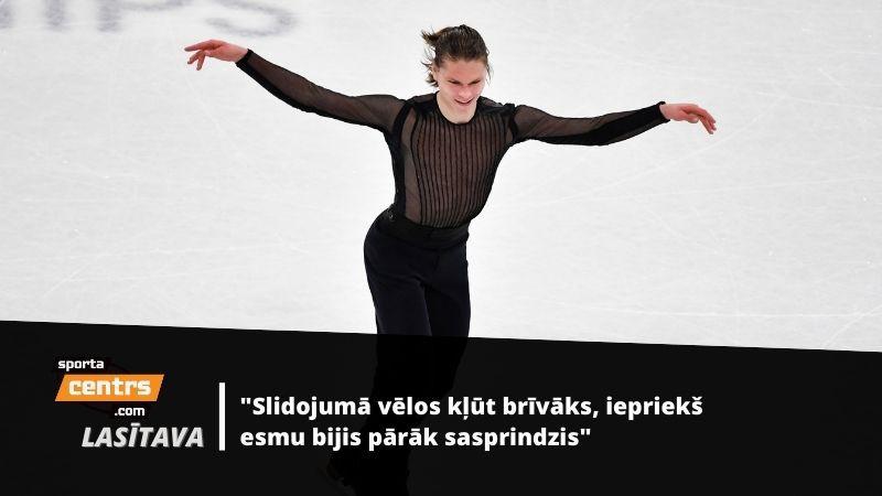 Deniss Vasiļjevs: starp četrkāršo lēcienu un ieklausīšanos sevī