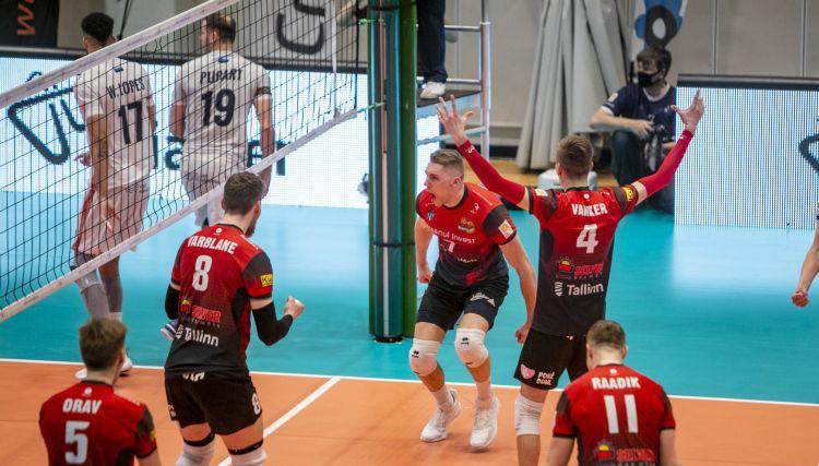 """Par Baltijas līgas čempioni pirmoreiz kopš 2014. gada kļūst Tallinas """"Selver"""""""