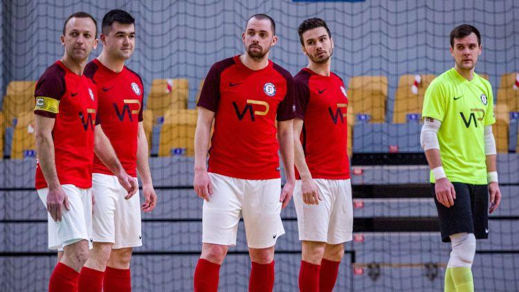 Telpu futbola pusfināli sākas ar ''Raba'' un ''Petrow/Jelgava'' uzvarām