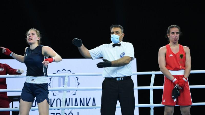 Rozentāle izcīna U19 PČ godalgu - lielākais sasniegums Latvijas sieviešu boksā