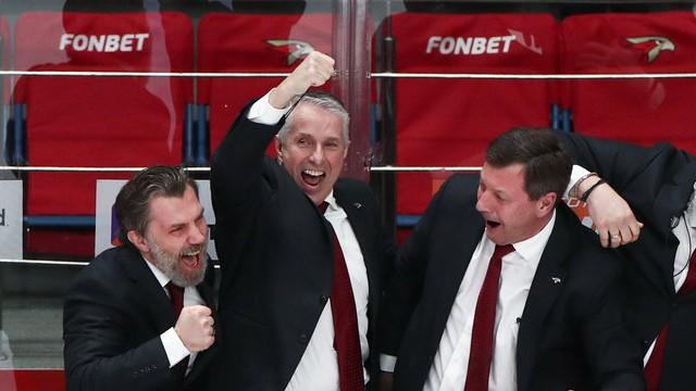 """KHL čempionu priekšnieks: """"Hārtlija subkultūra klubā ir ļoti jūtama"""""""