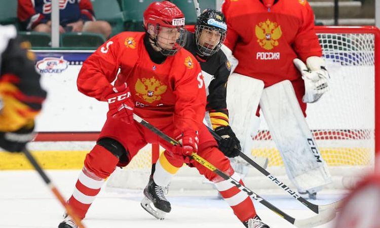Krievija kā pirmā iekļūst U18 pasaules čempionāta pusfinālā