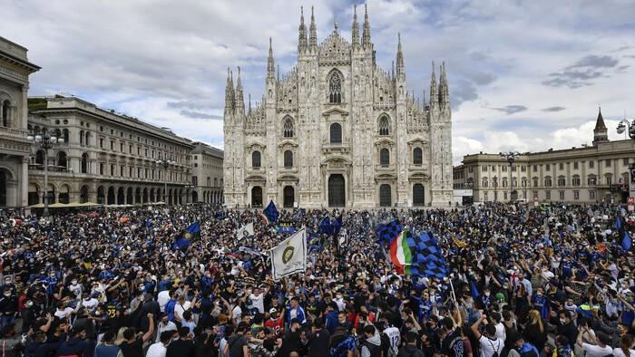 ''Atalanta'' spēlē neizšķirti; ''Inter'' izcīna pirmo A sērijas titulu kopš 2010. gada