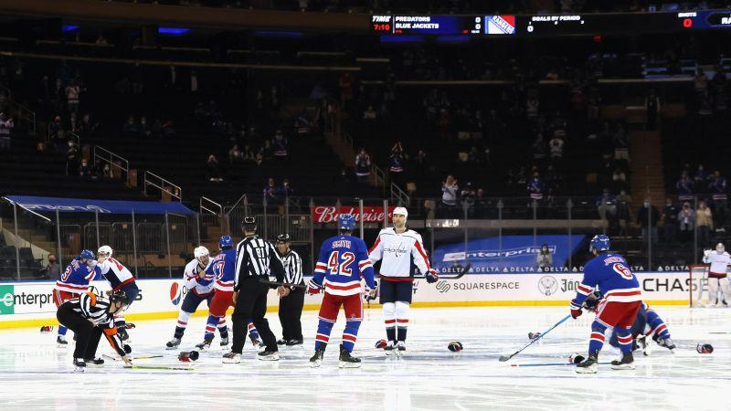 """""""Rangers"""" metas atriebties Vilsonam un pirmajā trešdaļā sarīko sešus kautiņus"""