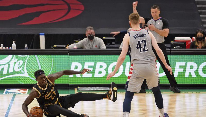 """Bertānam 14 punkti un labākais +/- """"Wizards"""" uzvarā; """"Mavs"""" bez Porziņģa pārspēj """"Nets"""""""