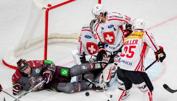 Šveices sastāvā septiņi debitanti, Ambīls spēlēs 16. pasaules čempionātā