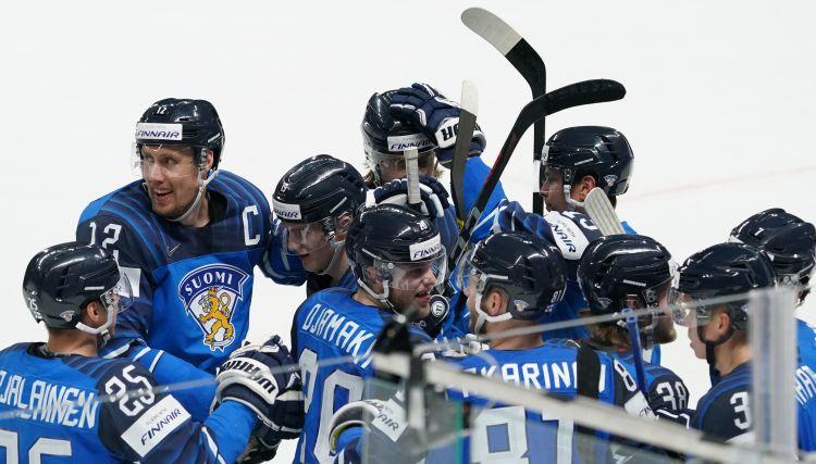 Somija ar minimālu uzvaru tiek pāri Čehijas barjerai un iekļūst pusfinālā